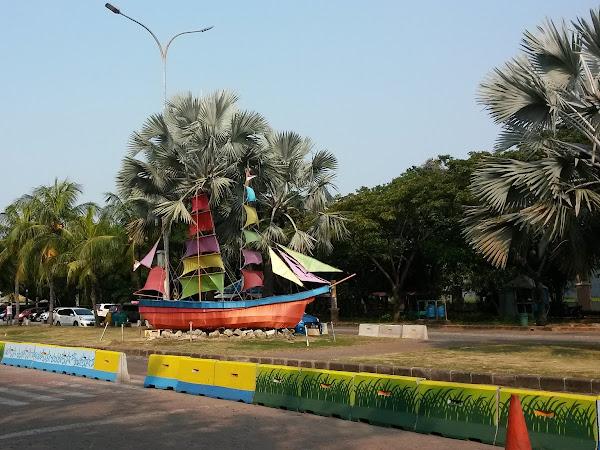 2 Jam Menikmati Ancol  Jakarta Utara.