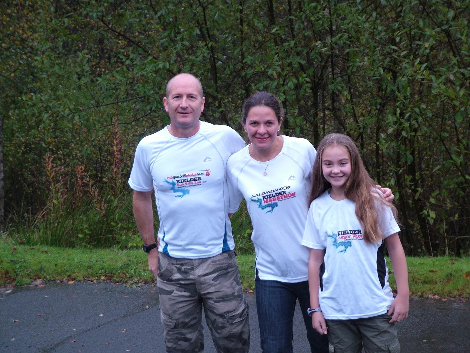 Kooky Girl Blog: Kielder Marathon 2011 - or should that be