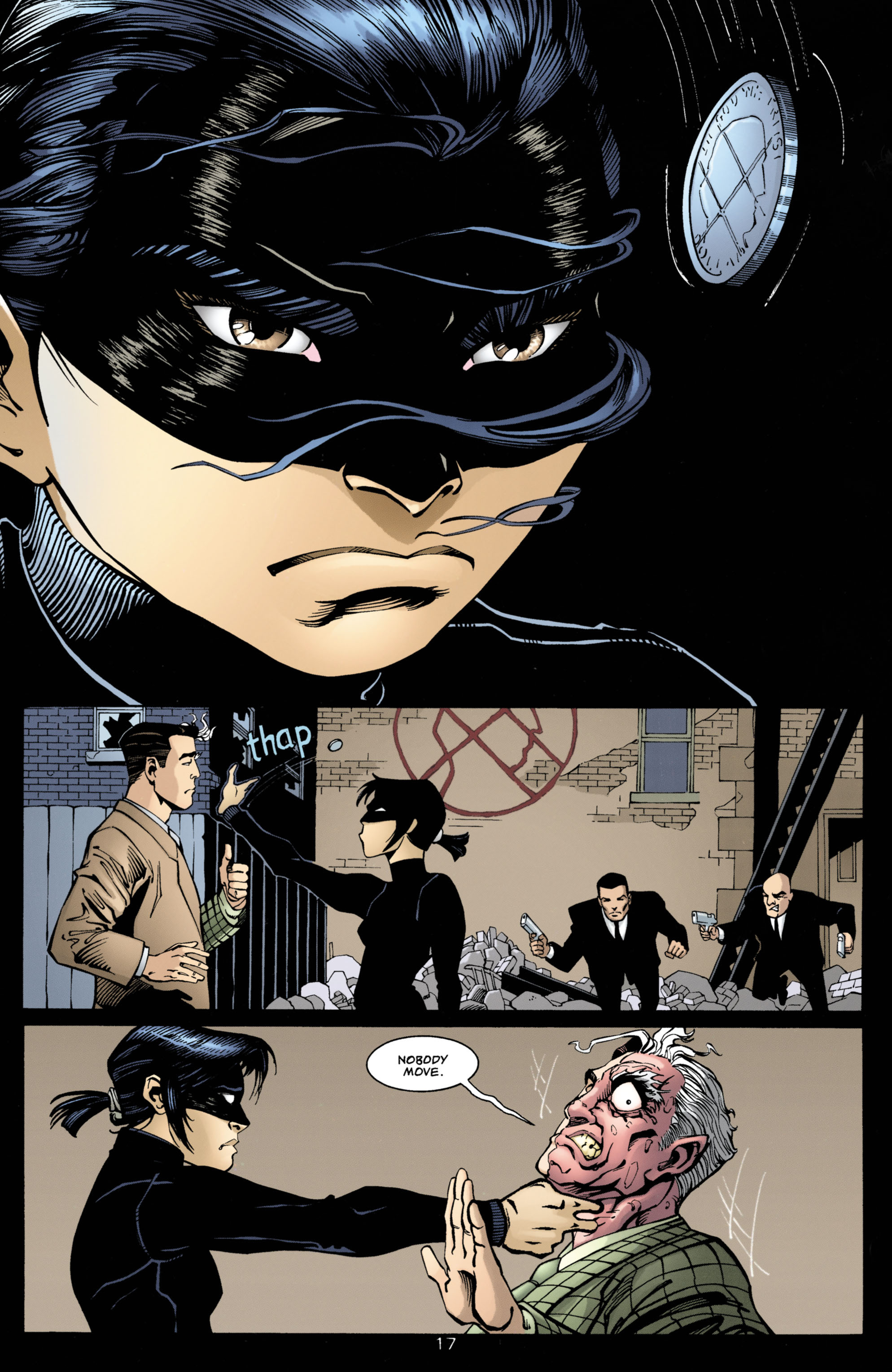 Detective Comics (1937) 734 Page 17