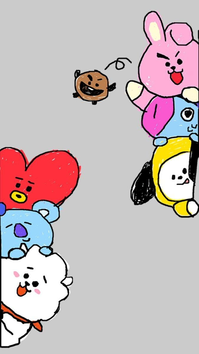 58 Bt21 Wallpapers Magone 2016