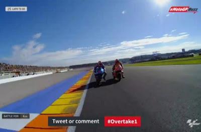 Alasan Vinales Keok di Belakang Marquez, Iannone dan Rossi