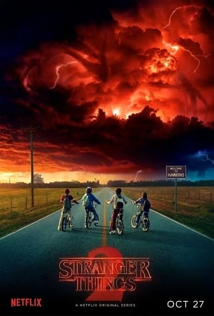 Stranger Things - 2ª Temporada Completa Netflix