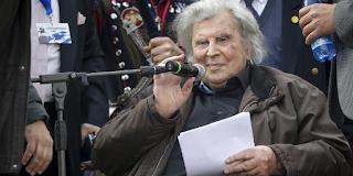 Μίκης Θεοδωράκης για τη Συμφωνία των Πρεσπών: Μην προχωρήσετε σε αυτό το έγκλημα σε βάρος της Ελλάδας