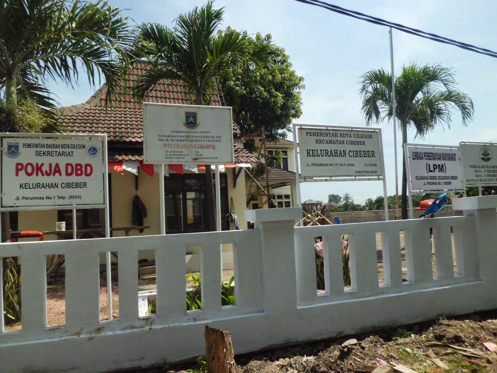 kantor kelurahan cibeber