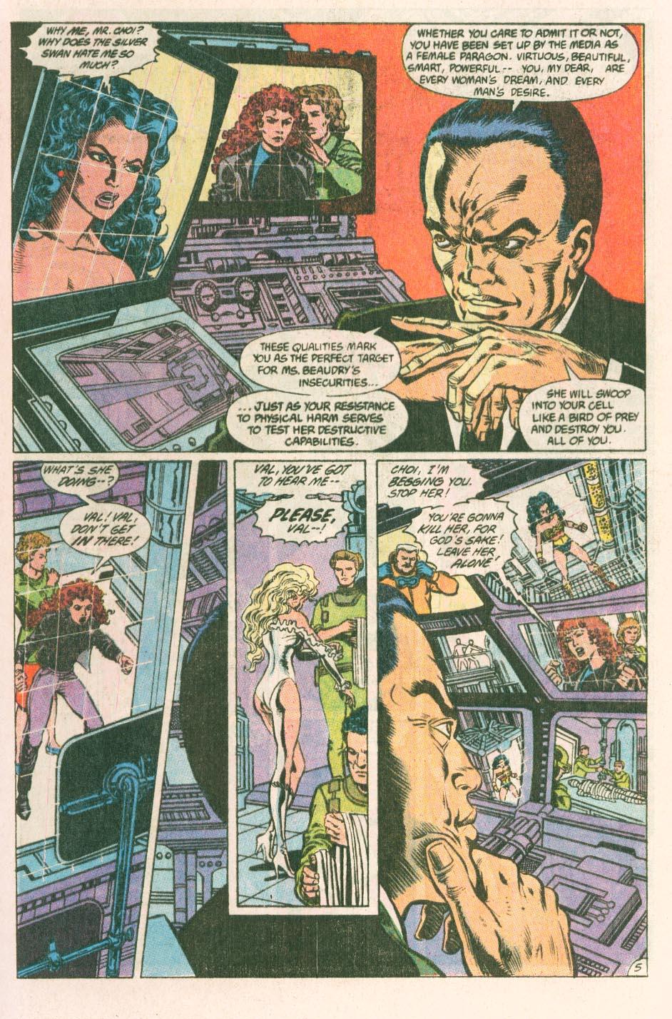 Read online Wonder Woman (1987) comic -  Issue #44 - 7