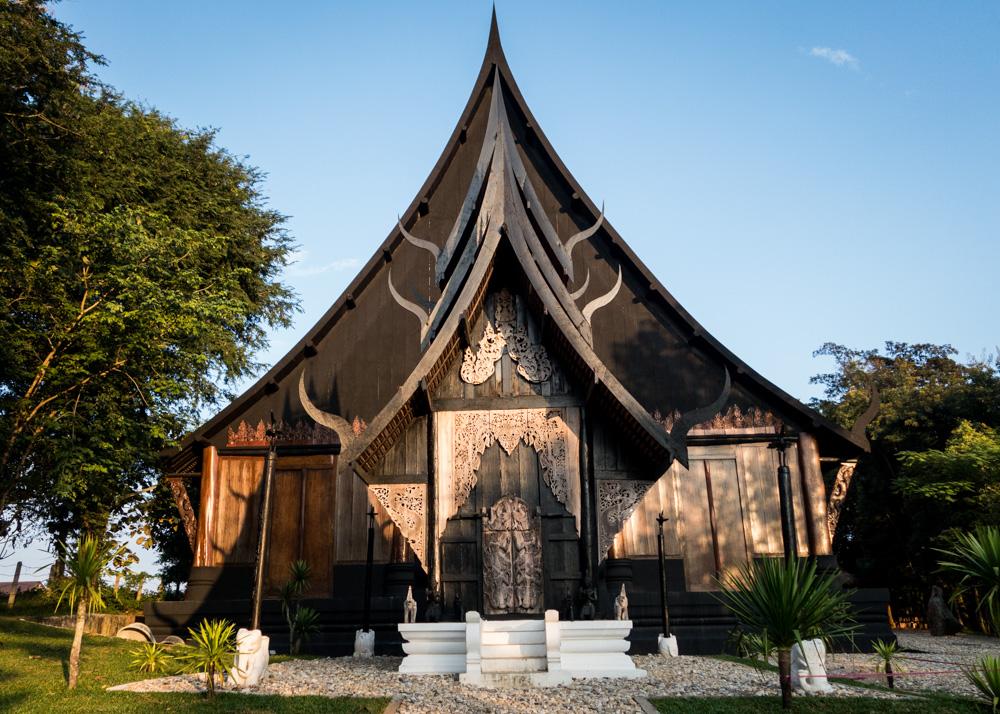 the indolent cook: chiang rai, thailand: white temple ...