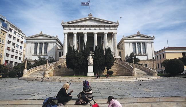 «Ριγμένη» η Ελλάδα στο Προσφυγικό