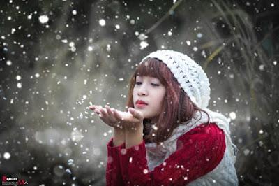 Cảm xúc mùa đông trong tiết trời mới chớm