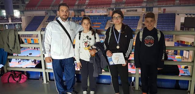 Με επιδόσεις οι αθλητές του «ARGOLIS HAPKIDO ACADEMY» στο Πανελλήνιο Κύπελλο Taekwondo «Γ. ΒΟΛΑΡΗΣ»