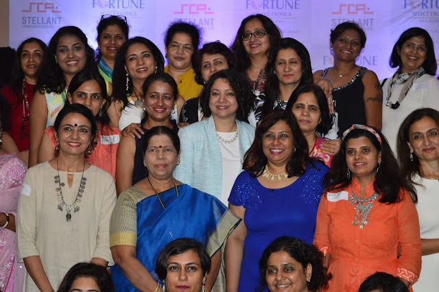 Pleiades Women's Day, an event organised by Stellant Communications at Fortune Select Exotica-
