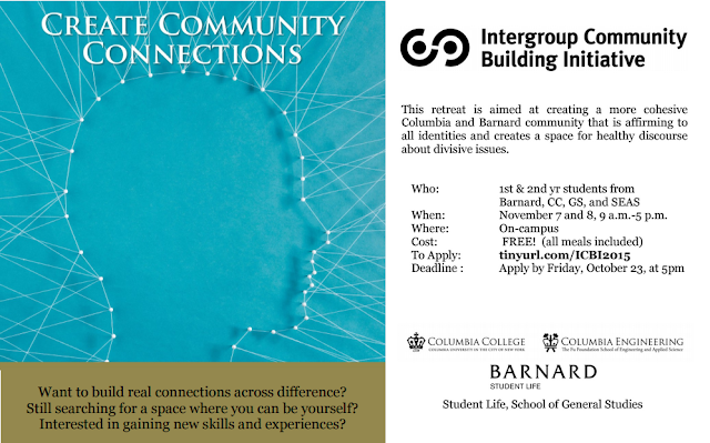 Opportunity: Intergroup Community Building Initiative 1