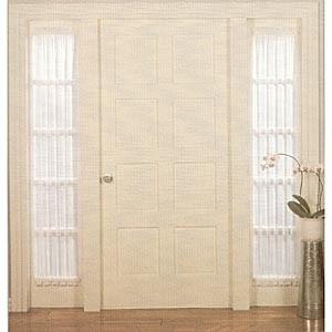 Curtain And Window Treatment Door Sidelight Curtain