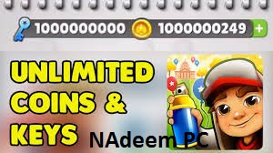 Subway Surfers Unlimited Coins And Keys Hack Apk