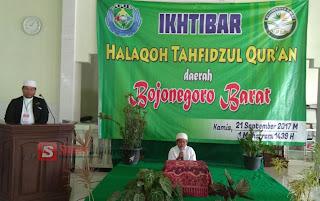 LDII Bojonegoro Gelar Ikhtibar Halaqah Tahfidzul Quran