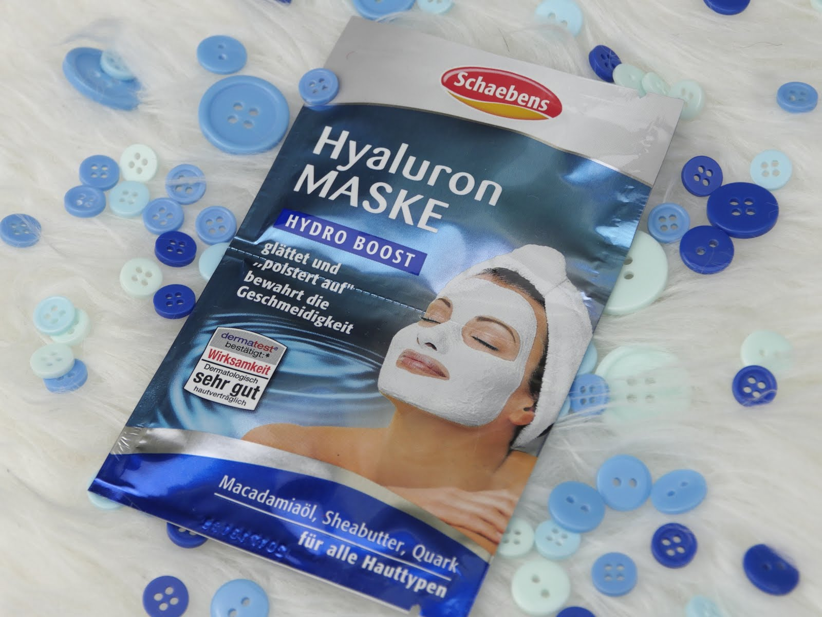 Maske Mit Quark Sahlata Is Curious Review Schaebens Hyaluron Maske