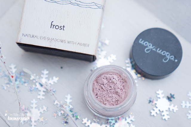 Uoga Uoga Natural Eyeshadow With Amber Frost