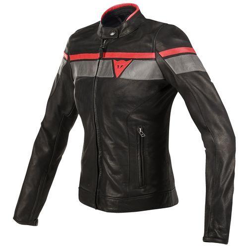 Jaket Kulit Motor Untuk Wanita