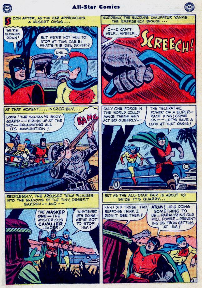 Read online All-Star Comics comic -  Issue #52 - 25