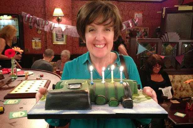 Birthday Cake Fab Review