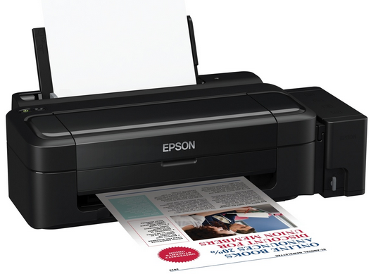 Epson L110 Printer Drivers For Windows 7 and Windows 8