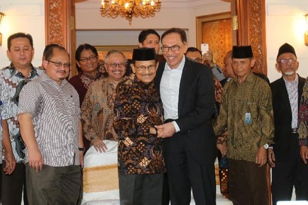 Anwar Ibrahim Terkesan dengan Reformasi Indonesia