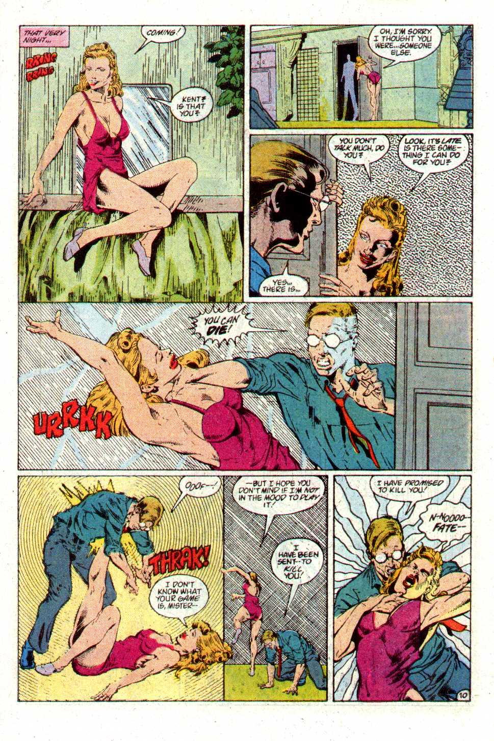 Read online Secret Origins (1986) comic -  Issue #24 - 30
