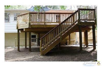 Deck Building Project