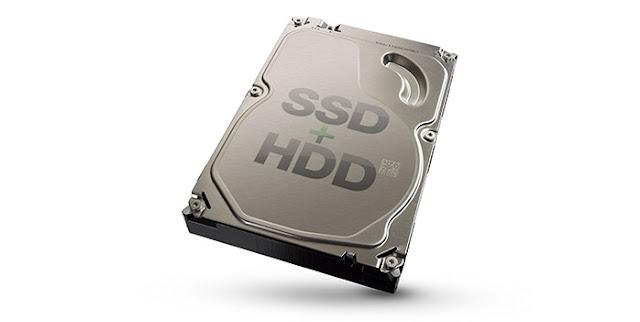 Pengertian dan Fungsi Solid State Hybrid Drive (SSHD)
