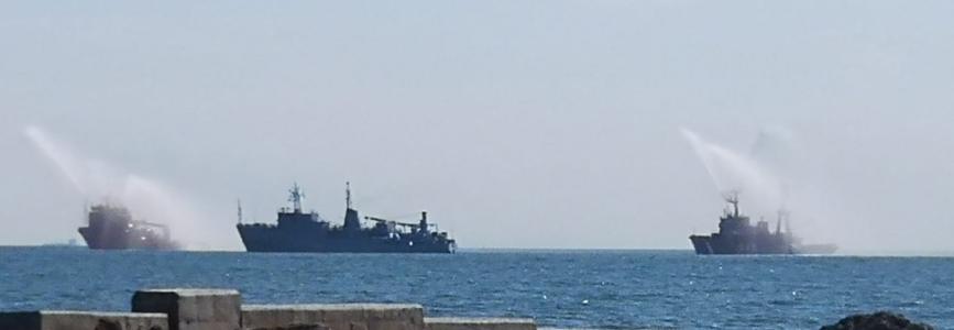 В Одесі готуються до військово-морського параду