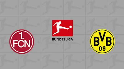 بث مباشر مباراة بروسيا دورتموند ونورنبيرج اليوم