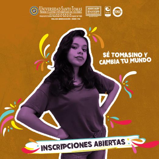 Universidad Santo Tomás abrió inscripciones
