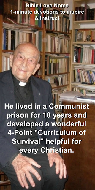 Father Placid's Curriculum of Survival