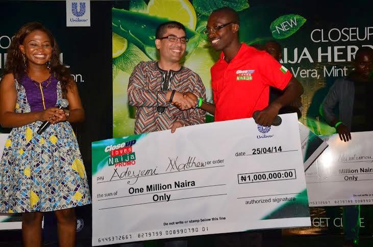 14 The CloseUp Naija Herbal Gel Launch Event
