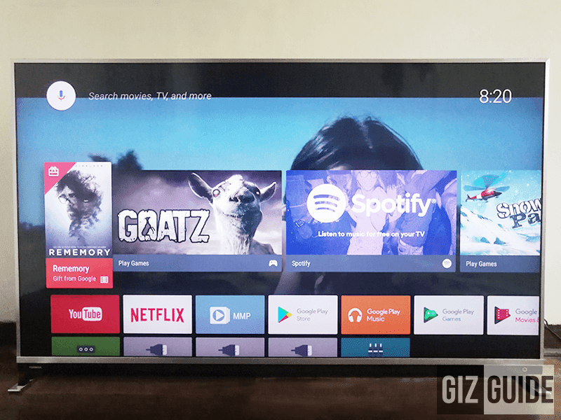 s flagship offering that aims to render the best multimedia experience at the comfort of  Toshiba 65U970 Review - The 65 Inch 4K UHD Android Smart TV Beast