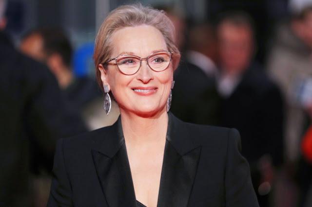 Meryl Streep là người được đề cử Oscar nhiều nhất lịch sử hạng mục diễn xuất