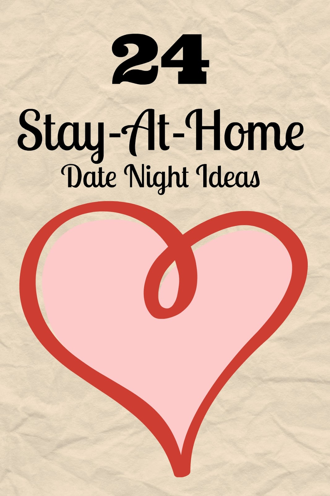 A year of stay-at-home date night ideas