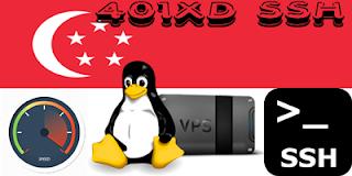 SSH Premium Gratis Server Singapore (SG) Expired 14 Mei 2017