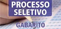 Comissão Divulga Gabarito do Processo Seletivo realizado em Baraúna neste domingo (14)