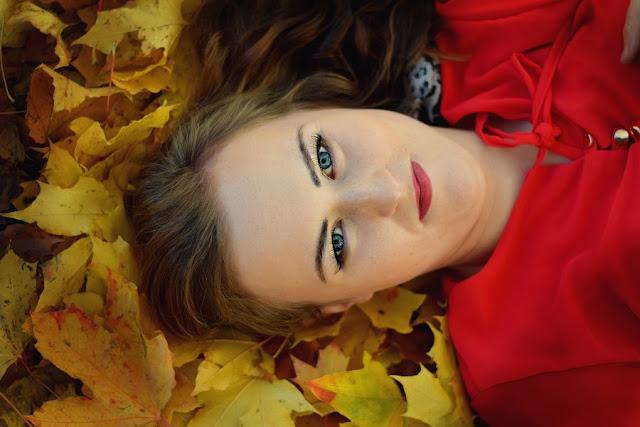 Kamila - jesienna sesja zdjęciowa