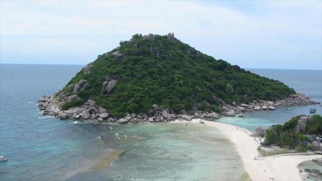 Desaparece una pequeña isla en el norte de Japón