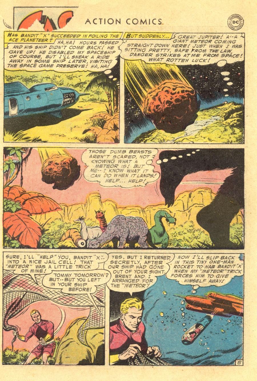 Action Comics (1938) 211 Page 30
