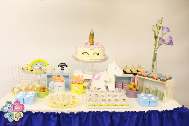 Aniversário, Mamãe Criativa, Mamãe Chef, Unicórnio, Unicorn party, ideias festa unicórnio, festa diy unicórnio, DIY, Faça Você Mesma, Festinhas, doces, dicas