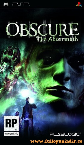 Obscure The Aftermath psp