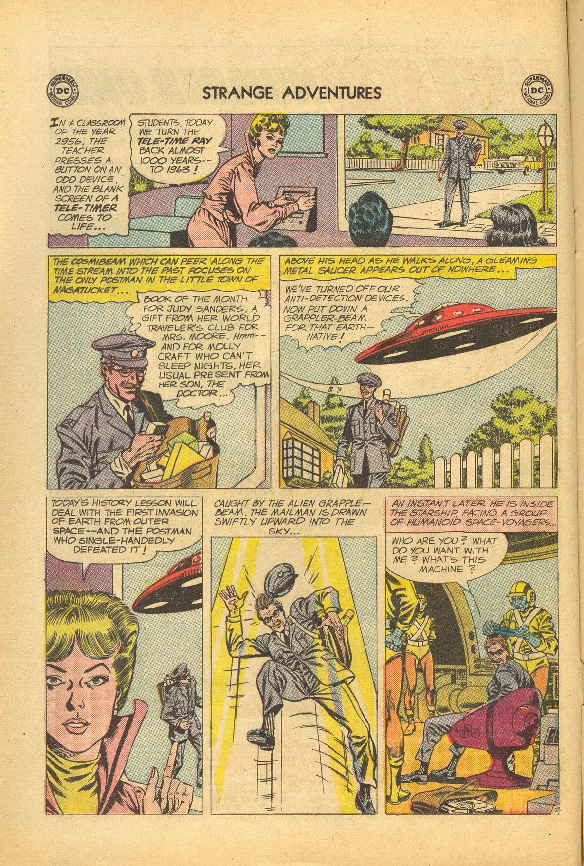 Strange Adventures (1950) issue 148 - Page 4