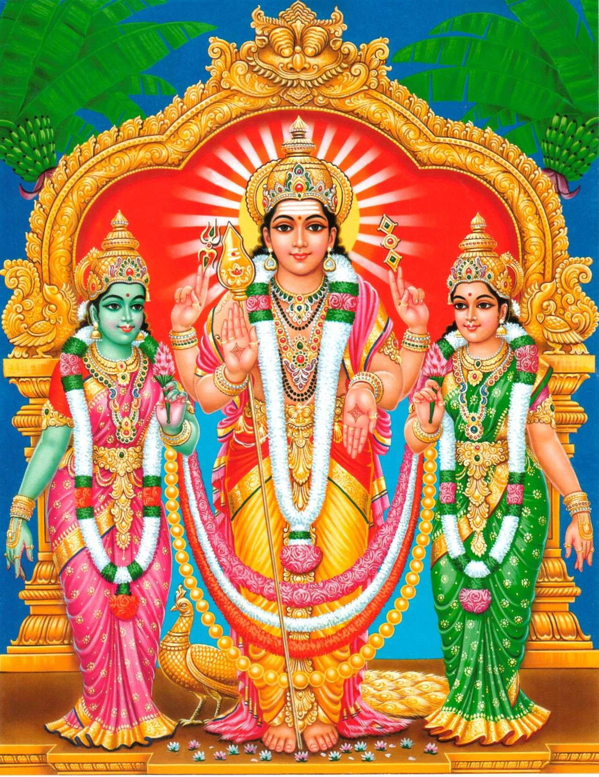 Lord Murugan God Photos