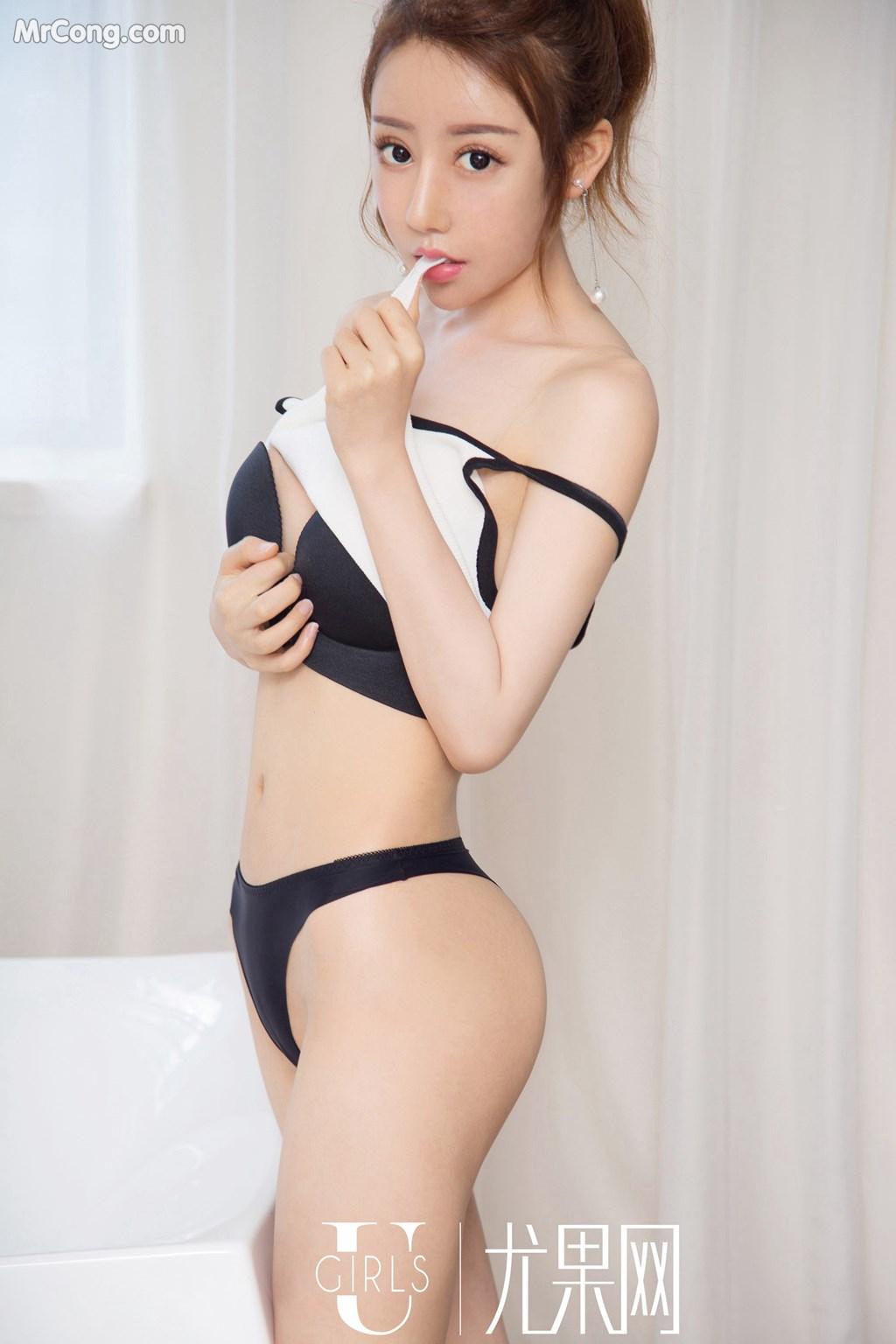 Image UGIRLS-U406-Xia-Yao-MrCong.com-002 in post UGIRLS U406: Người mẫu Xia Yao (夏瑶) (66 ảnh)