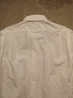 Engineered Garments Short Collar Shirt