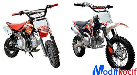Gambar Viar Cross X 70 Mini Trail