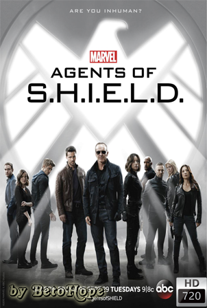 Agents of SHIELD Temporada 3 [720p] [Latino] [MEGA]