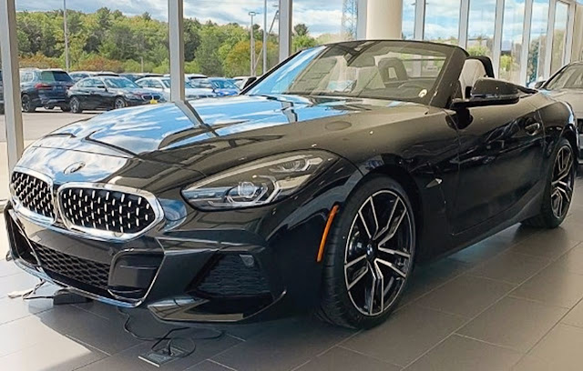 2020-BMW-Z4-sDrive30i-black-for-sale
